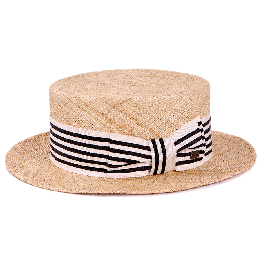 OCEANS 5月号 カンカン帽