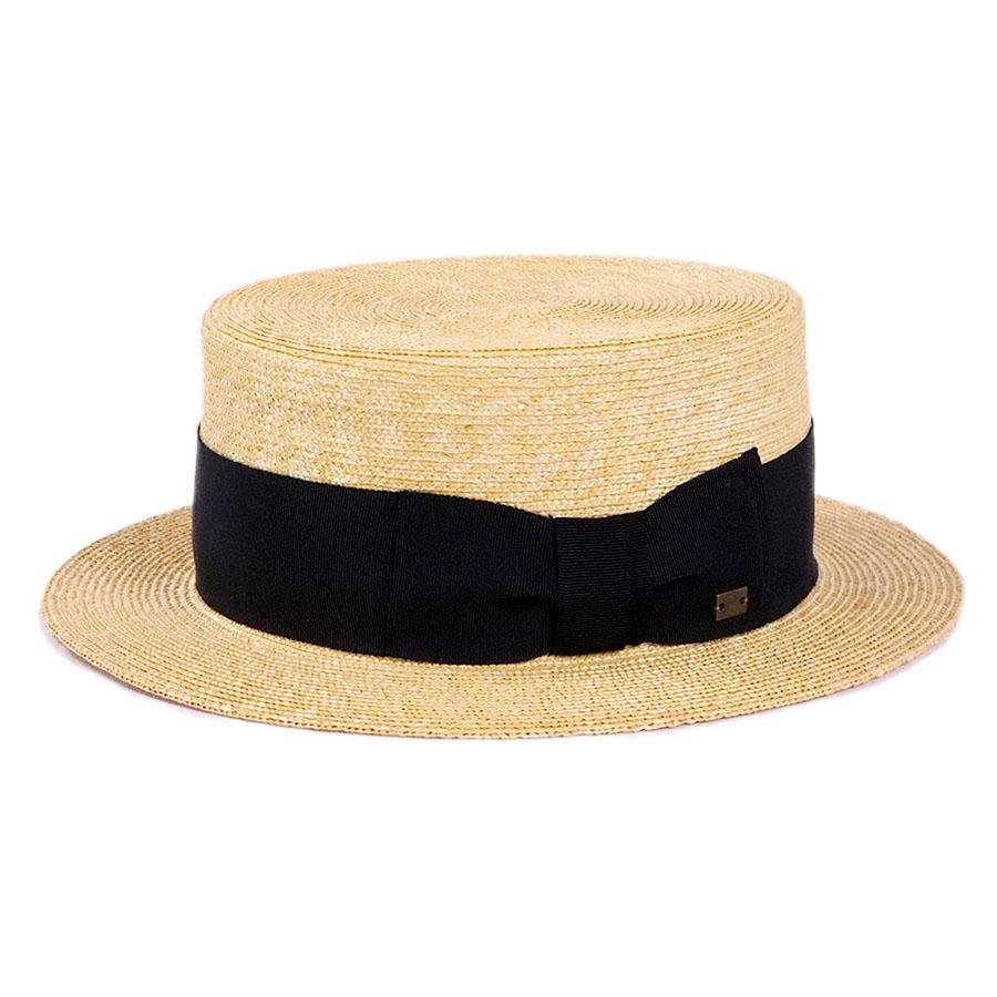cluel 5月号 カンカン帽