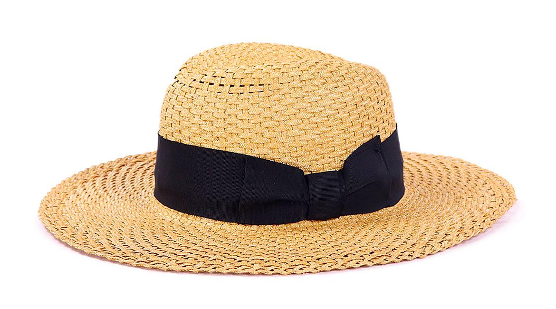 リゾート 帽子 麦わら 高級