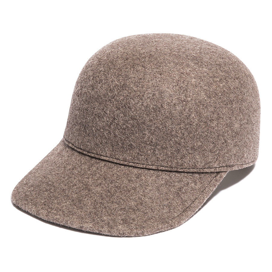 WOOL FELT CAP