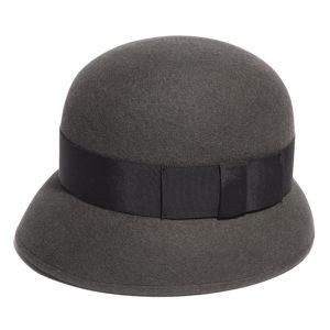 SHEEP WOOL FELT CROCHET HAT