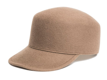 WOOL WORK CAP MADE IN JAPAN HAT (17AWN-007)