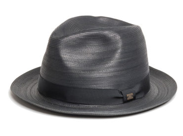 COW LEATHER FOLD HAT (17AWS-009)