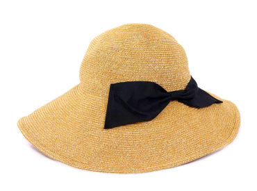 PAPER CAPELINE HAT (18SSN-017)