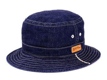 GENUINE DENIM BUCKET HAT (18SSS-009)