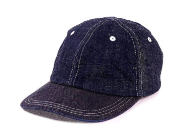 MULTI-TONE DENIM CAP type1 (18SSS-012)