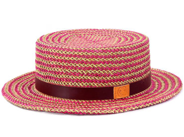 DEADSTOCK RETRO STRAW HAT (18SSS-020)
