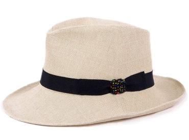 KARACHI YARN FOLD HAT (18SSS-021)