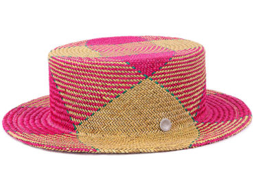 DEAD STOCK RETRO STRAW HAT (18SSS-027)
