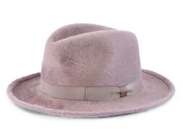 LONG BEAVER HAT (18AWN-006)