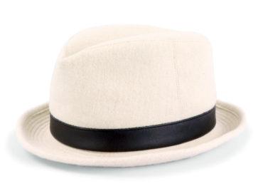 LINNEN WOOL HAT (18AWS-013)