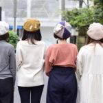 続・ベレー帽のかぶり方|Creema
